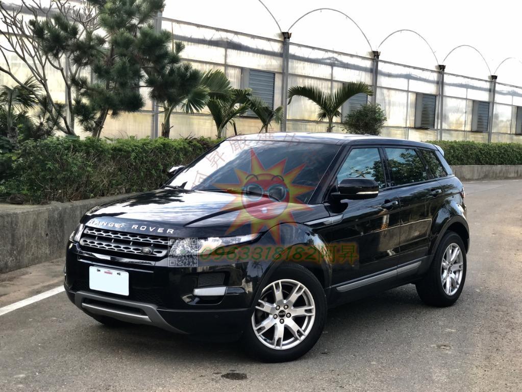 2011 Land Rover EVOQUE