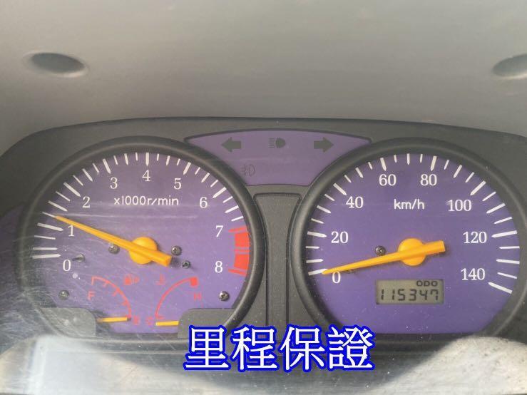 2012年 稀有冷凍貨車 菱利 1.2