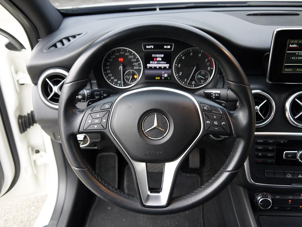 2014年式 賓士 A180 一手車 總代理 全額貸款 低利率