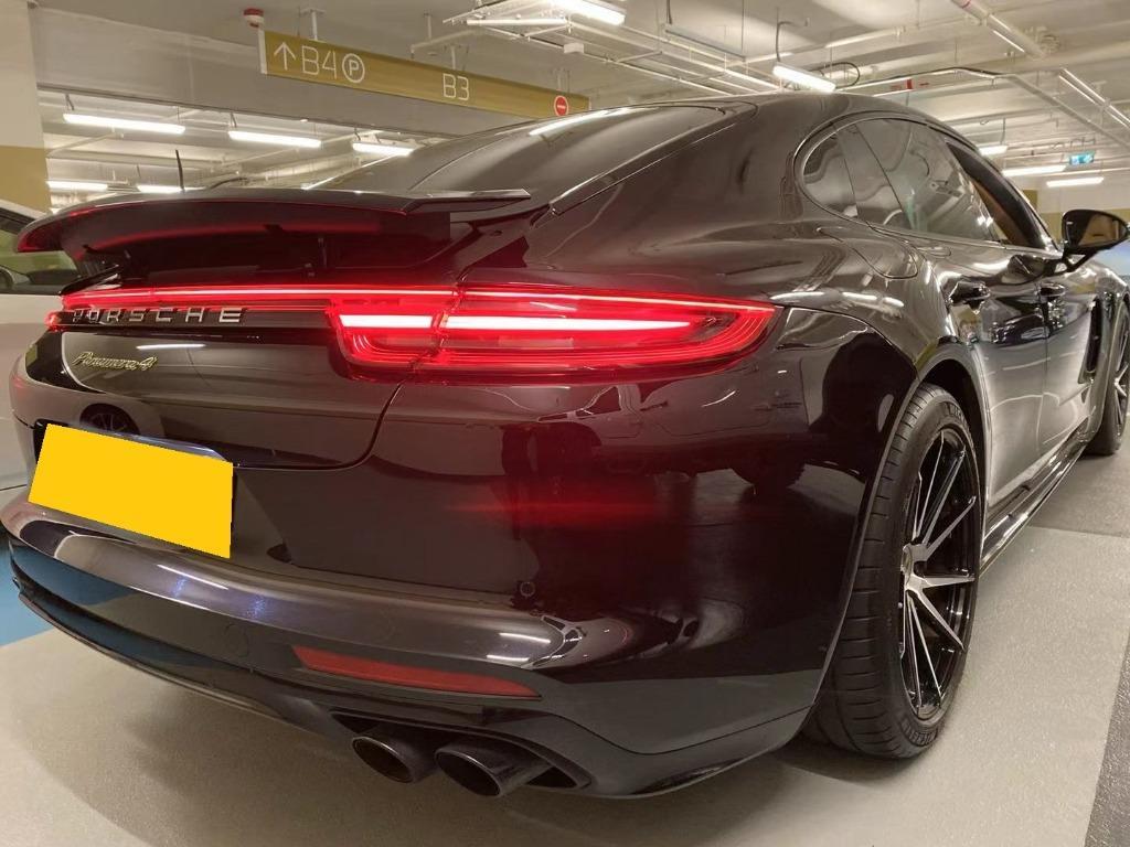 2018 Porsche Panamera 4 E-Hybrid Auto