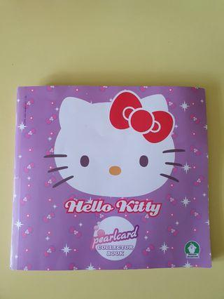 Hello Kitty Pearlcard