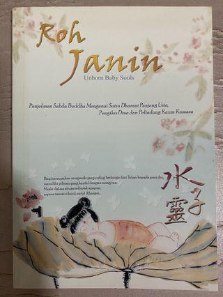 Novel Buku Roh Janin