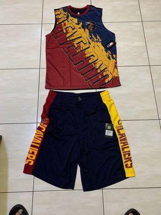 NBA  L碼套裝