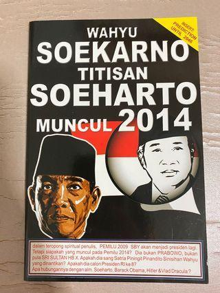 Buku Wahyu Soekarno