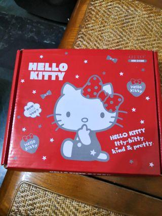 Hello kitty電子體重計
