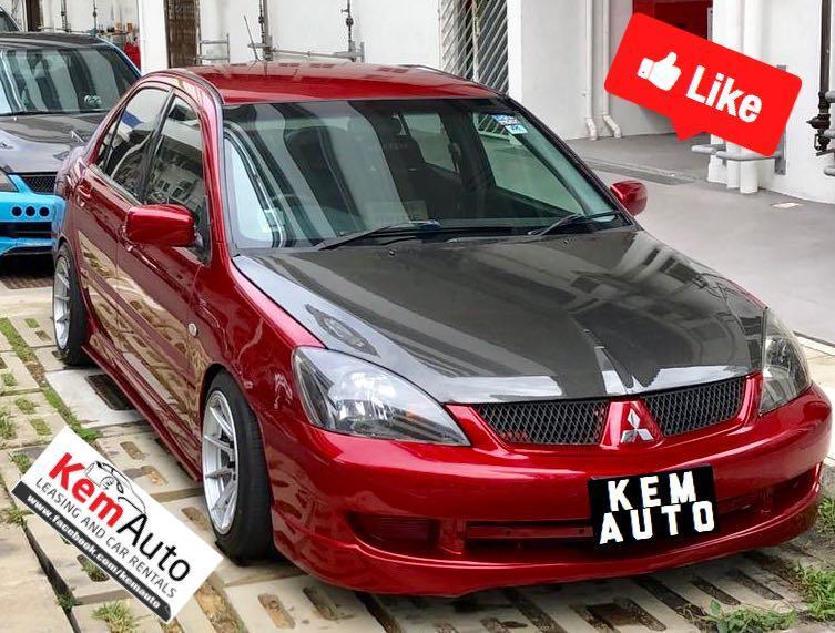 Affordable Mod Car / Family MPV / sedan Rental