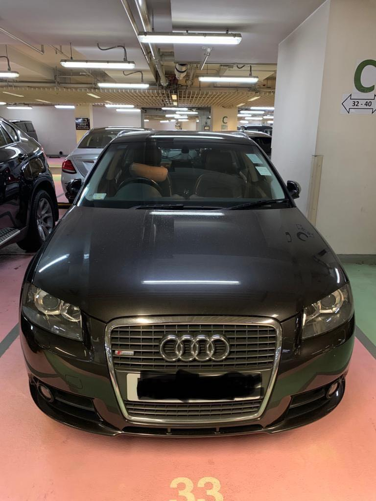Audi A3 Sportback 2.0 5-Dr (A)