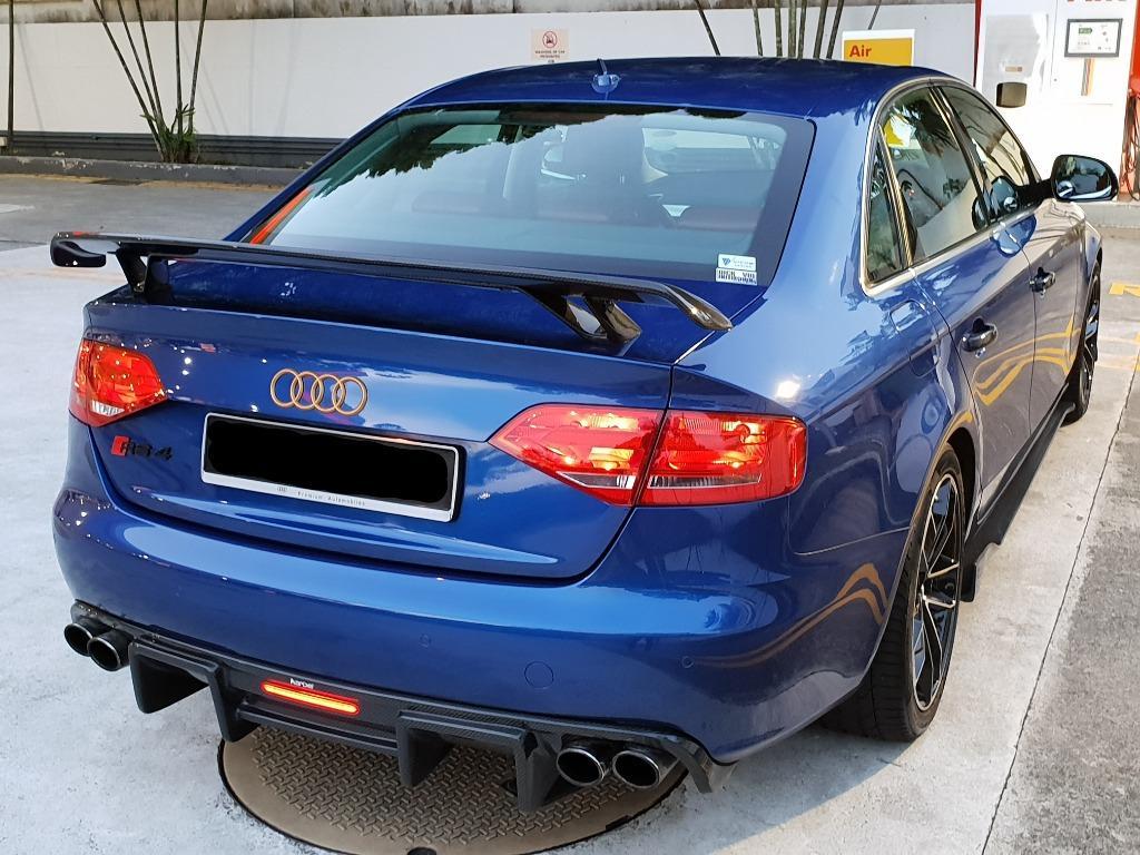 Audi A4 Sedan 1.8 Turbo (A)