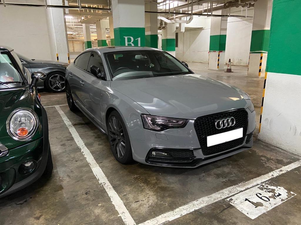 Audi A5 1.8T SPORTBACK SLINE Auto