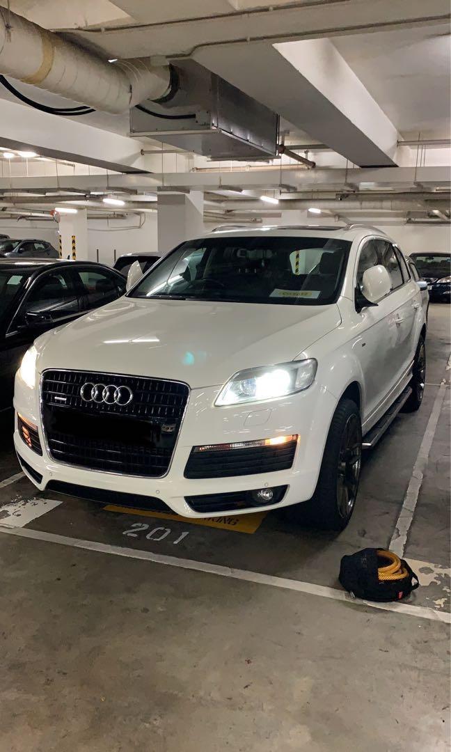 Audi Q7 3.6 FSI quattro (A)