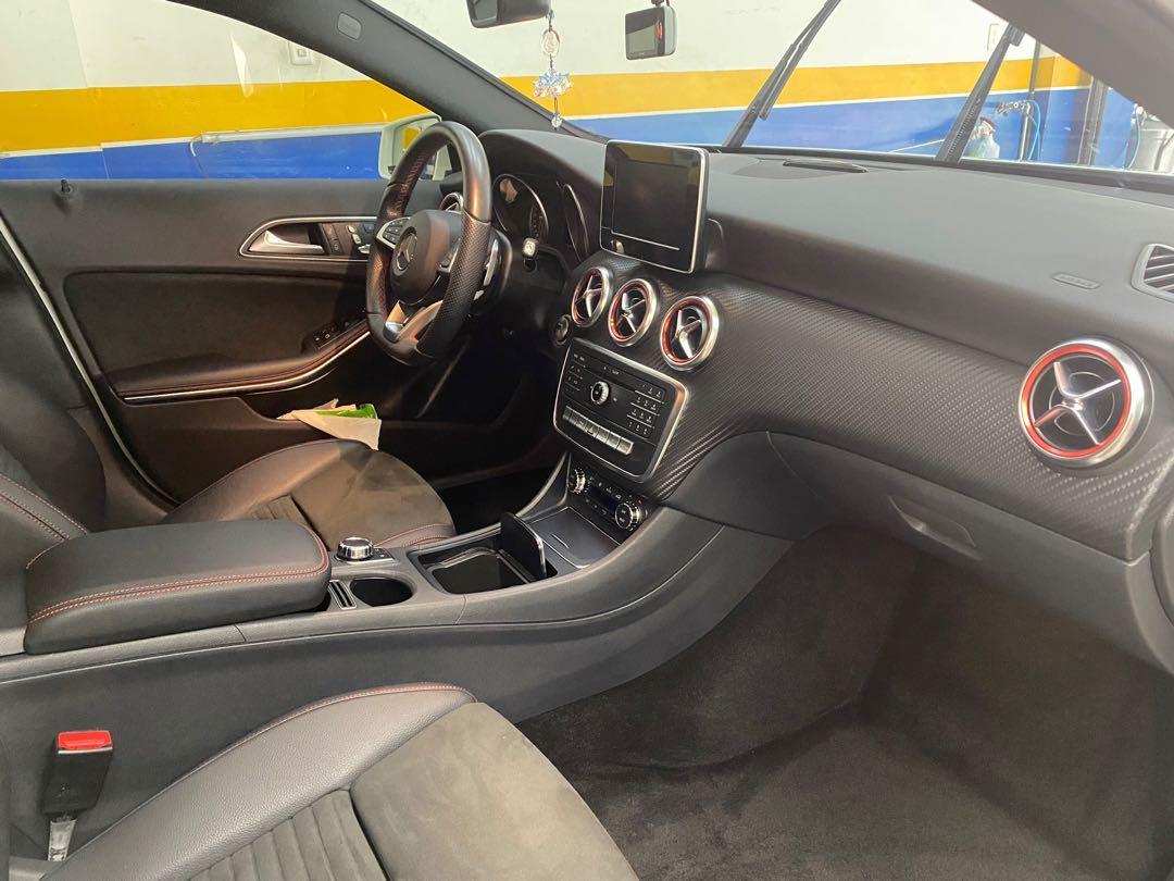 Benz A180 AMG-line