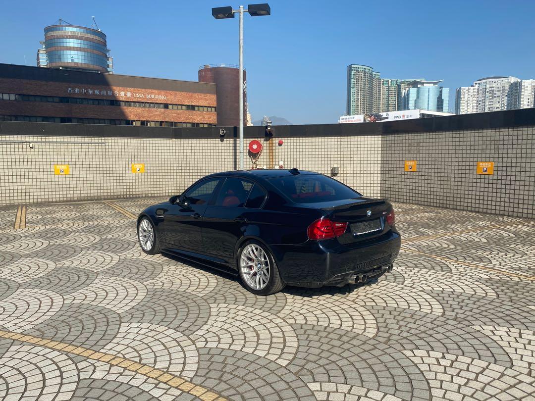 BMW M3 DCT (A)
