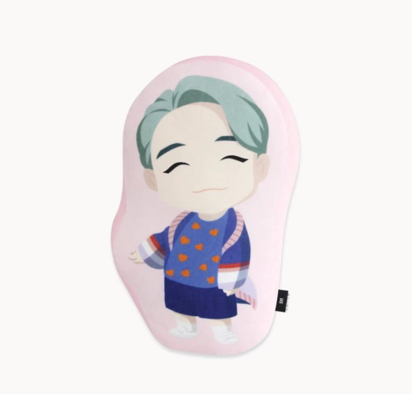 Character Soft Cushion - BTS POP-UP HOUSE OF BTS Official MD