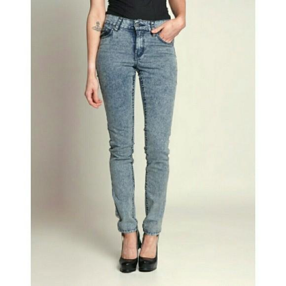 Cheap Monday - Ice Wash Tight Jeans - Size 24 BNWT