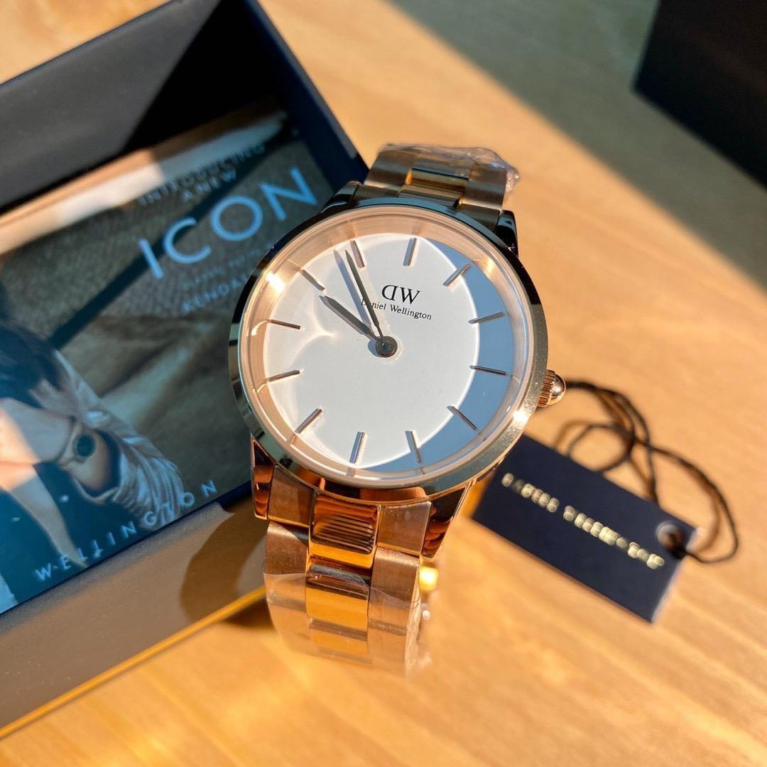 CNY SALE !! RM 5 OFF !! Daniel Wellington Original Iconic Link Size 36, 32 ,28mm