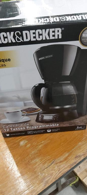 CoffeeMakers - Various Makes/Models, various prices,used,working - $40 (Etobicoke)