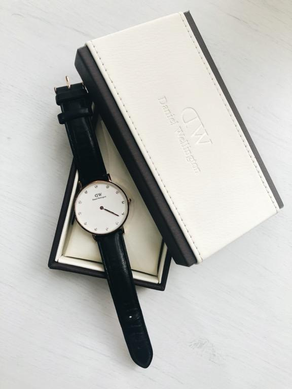 Daniel Wellington Women's Petite Sheffield Watch 32mm