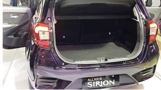 DP RINGAN Daihatsu Sirion mulai 25 jutaan. Daihatsu Pamulang