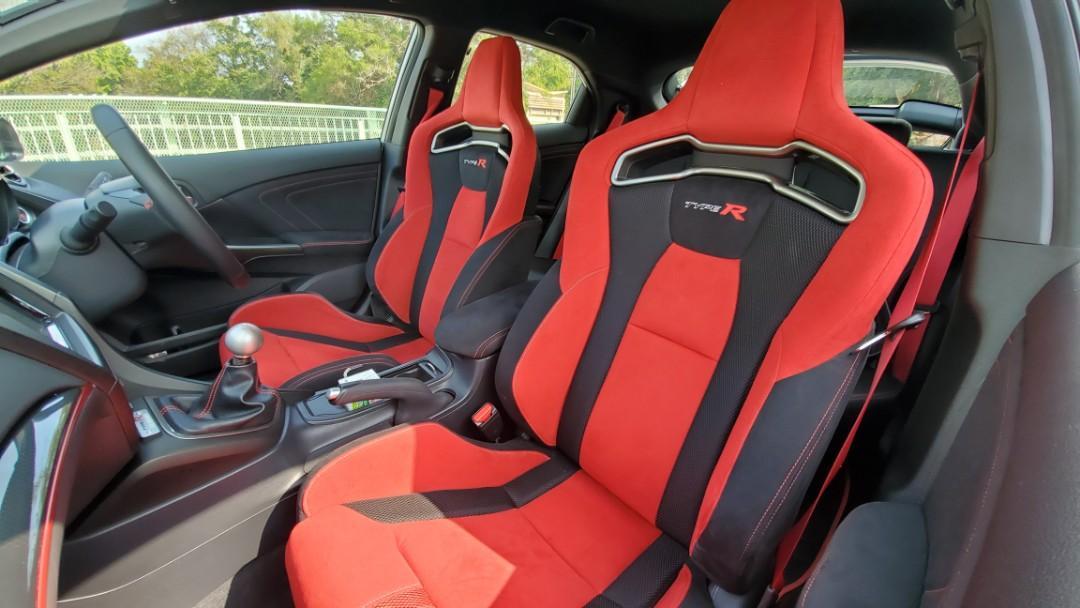 Honda Civic 2.0 Type R Hatchback VTEC Turbo Manual