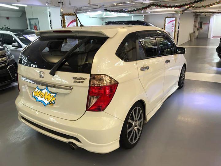 Honda Edix 2.4 S (A)