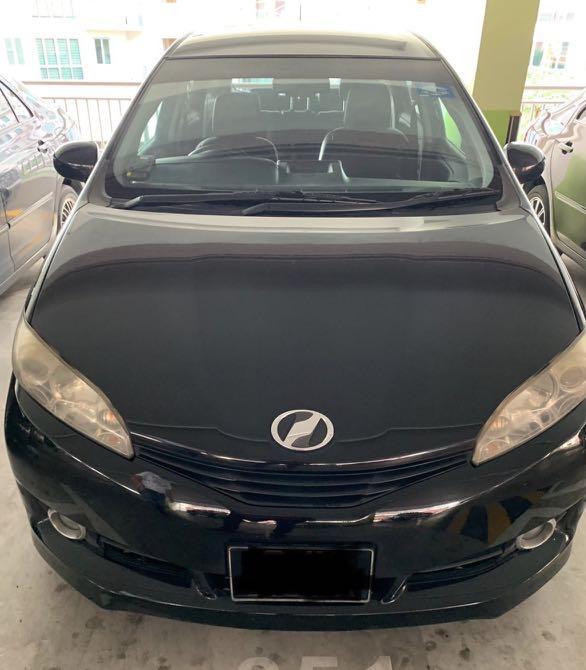 Toyota Altis car rental