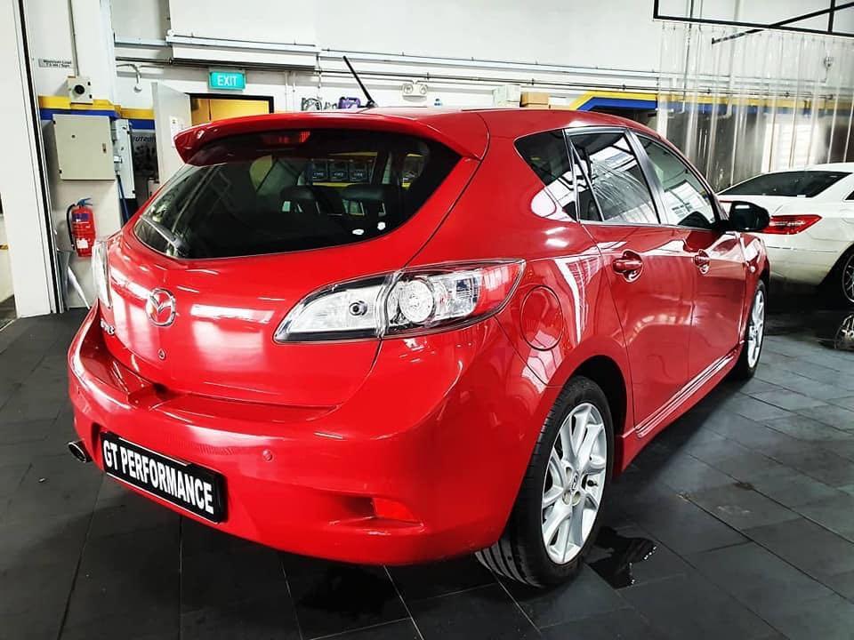 Mazda 3 1.6 Hatchback (A)