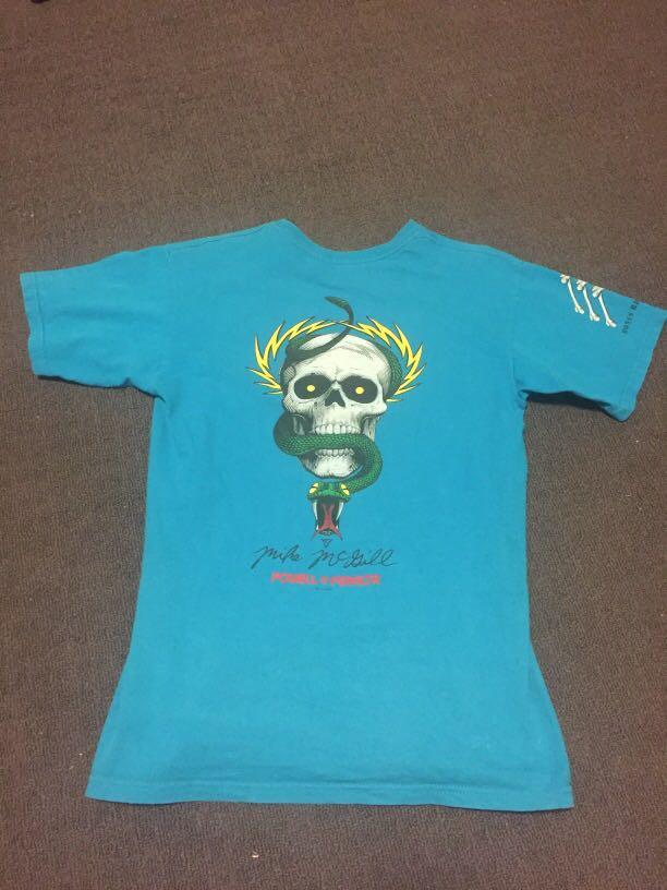 Men's size small Powell Peralta Bones Brigade T-shirt