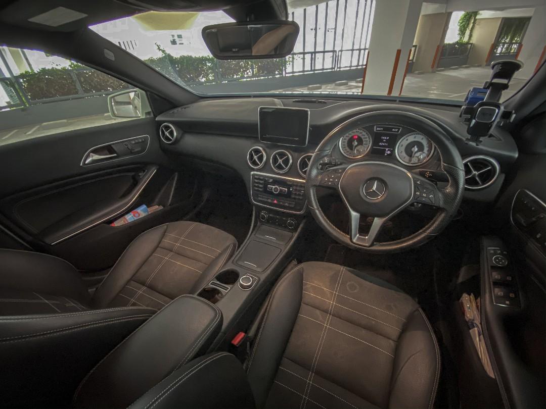 Mercedes-Benz A200 A200 Auto