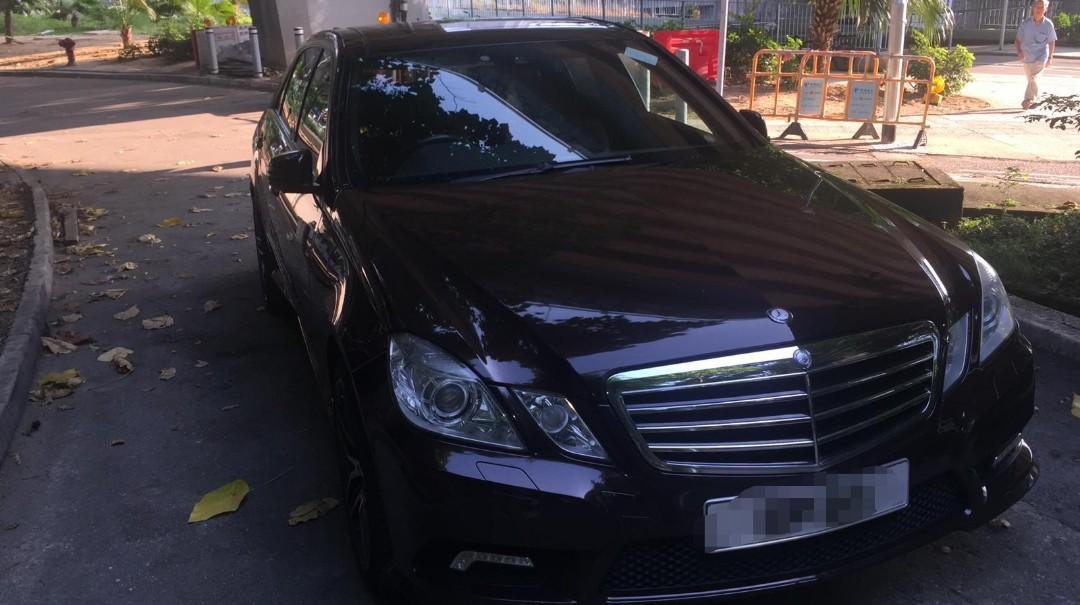 Mercedes-Benz E500 w212 Auto