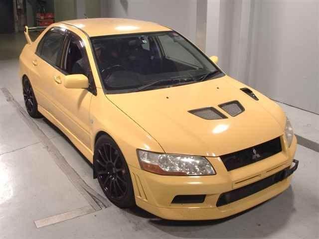Mitsubishi Lancer Evolution VII GSR (M)
