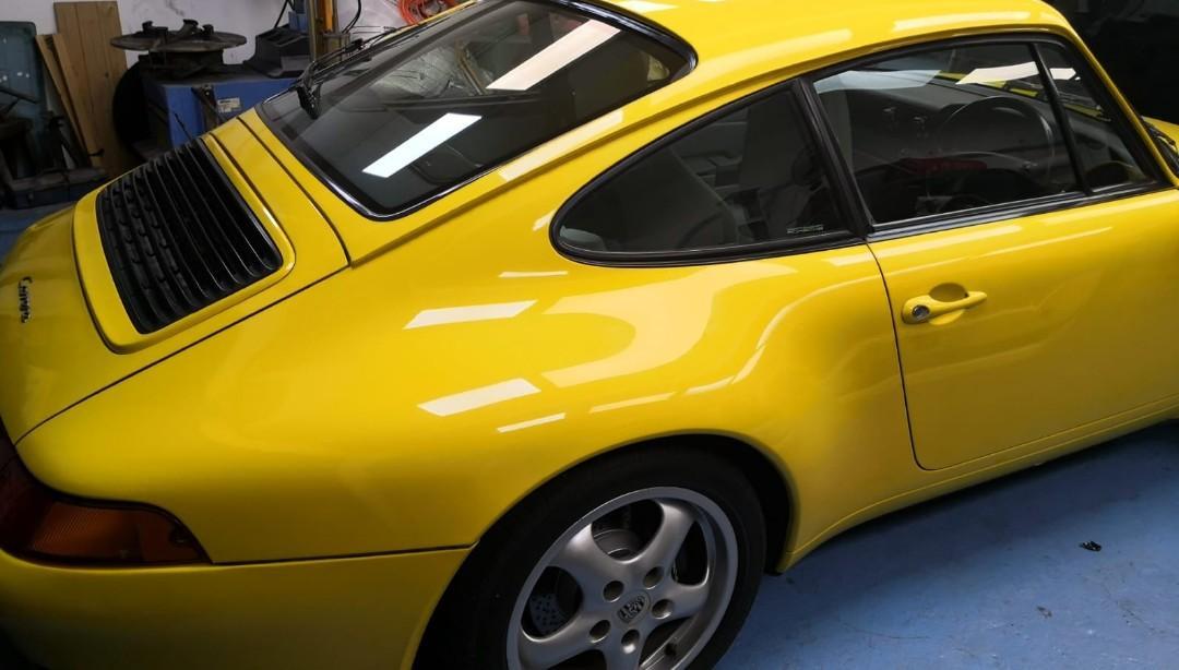 Porsche 993 CC 993 CC Auto