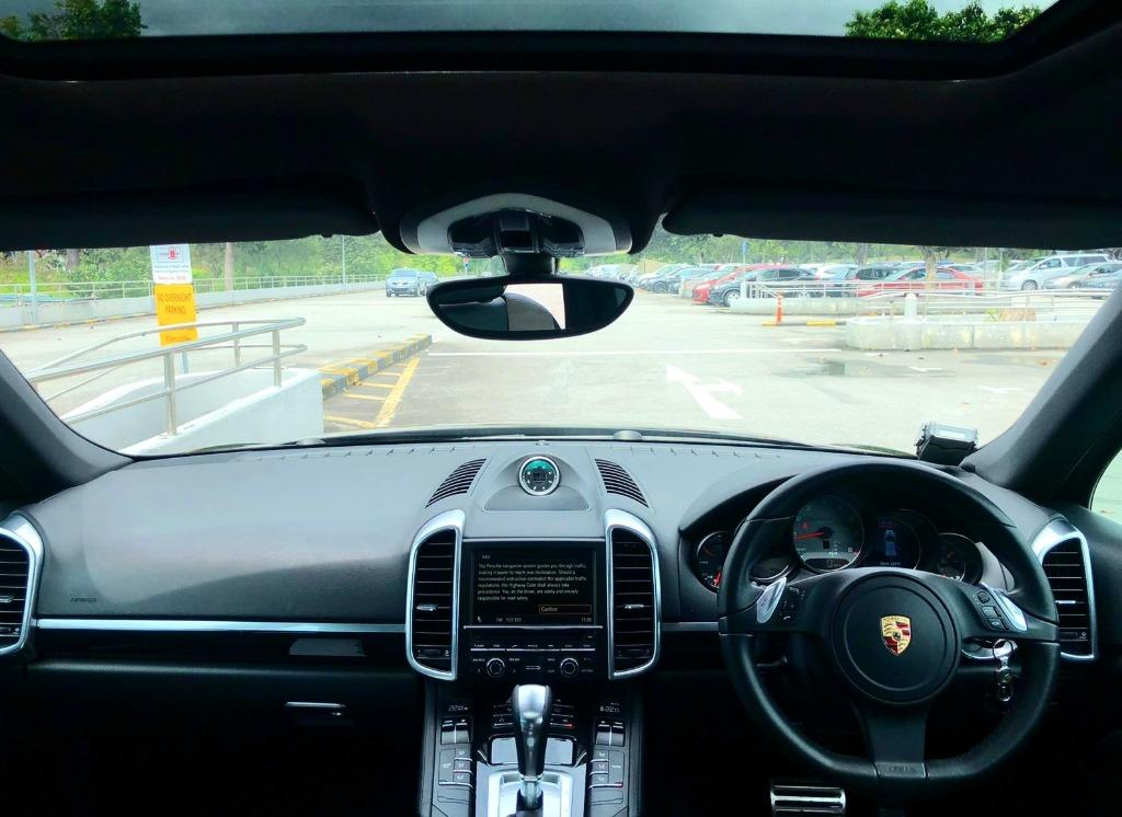 Porsche Cayenne S E Hybrid Auto