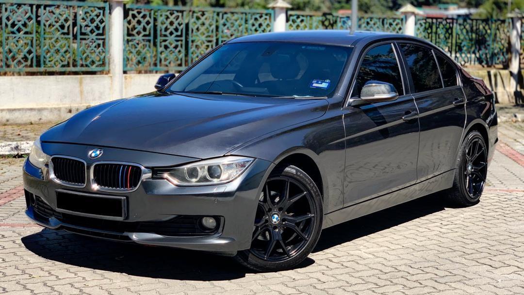 SEWA BELI>>BMW F30 316i 1.6(A) TWIN POWER TURBO 2013