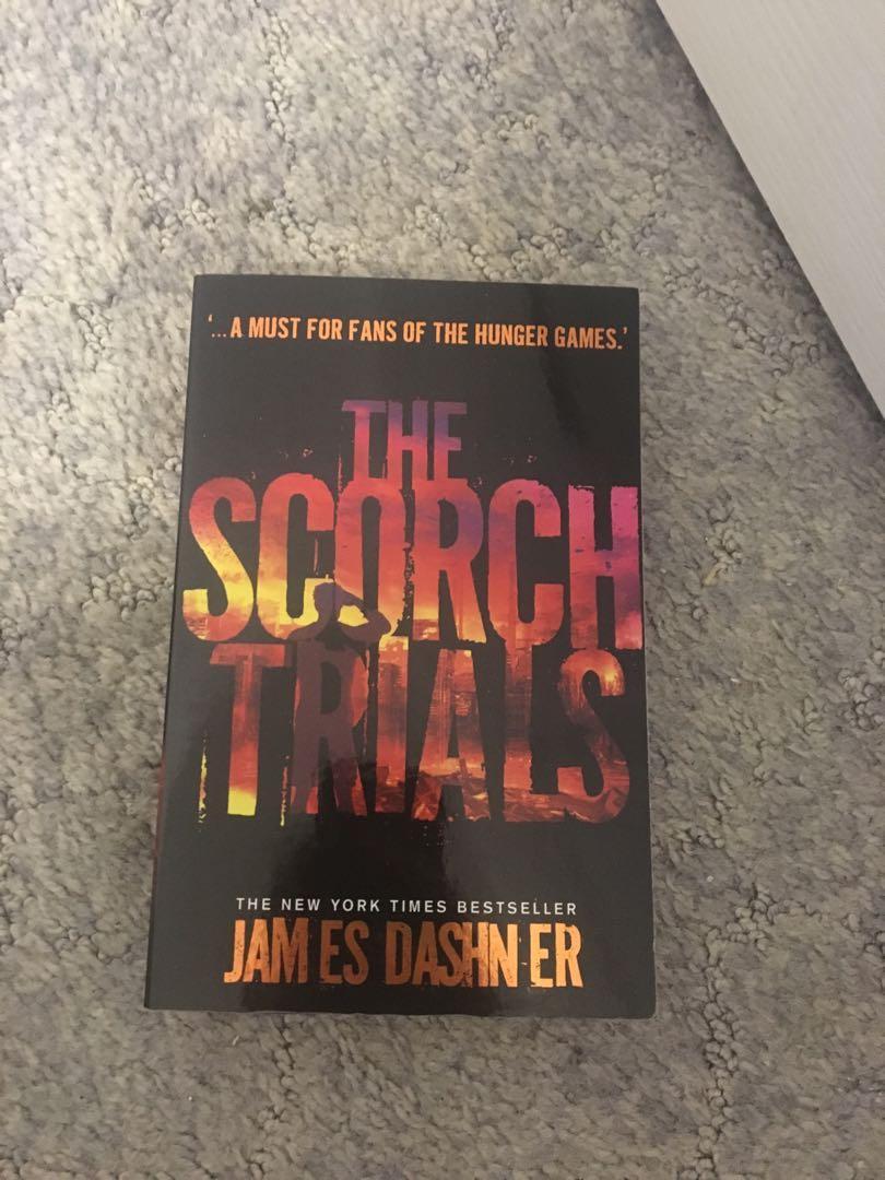 The Maze Runner books trilogy box set James Dashner