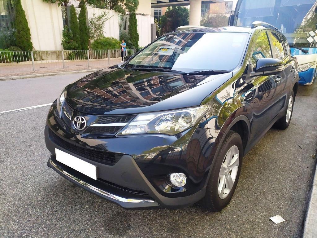 Toyota Rav4 DELUXE Auto
