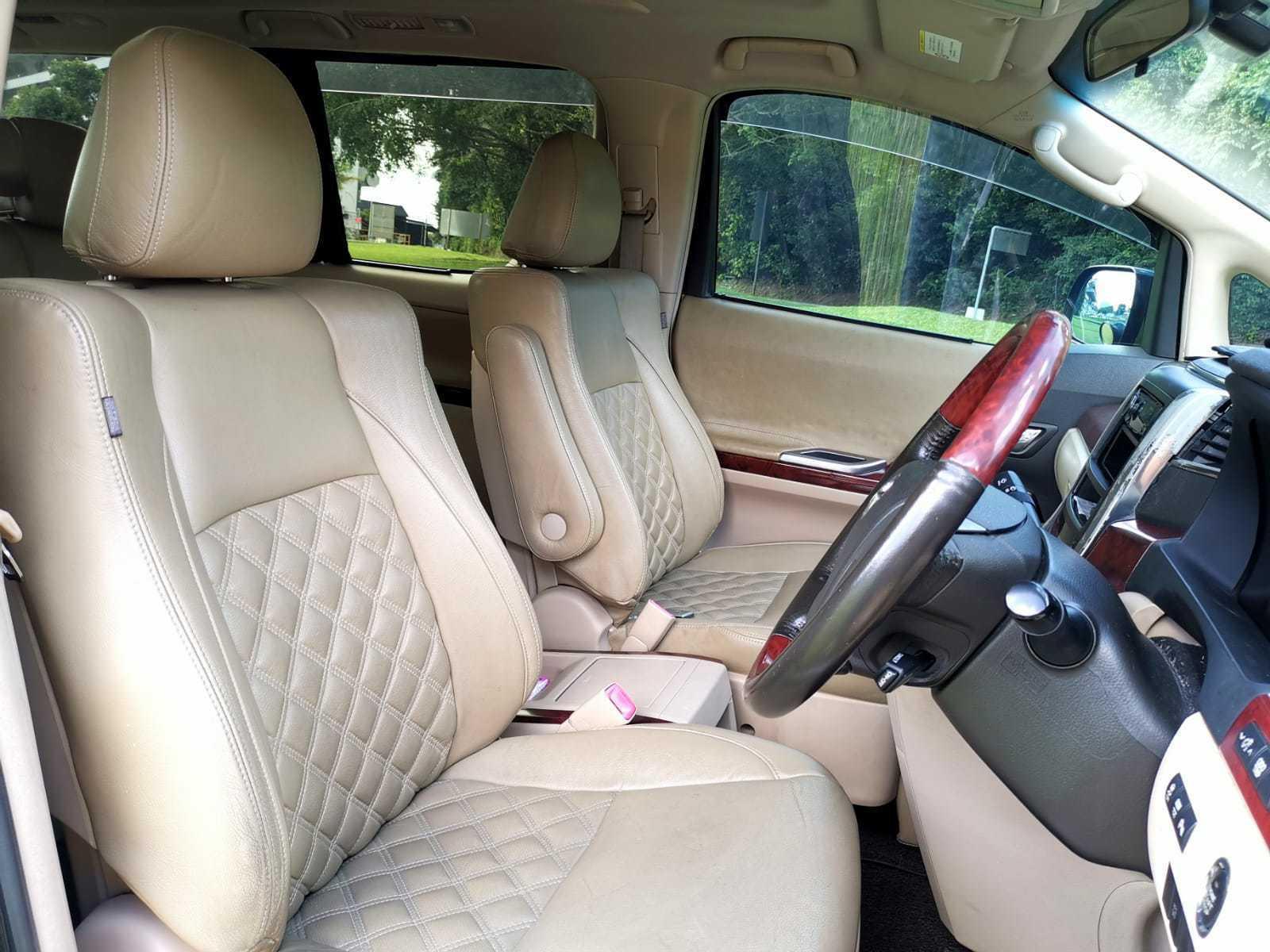 Toyota Vellfire 3.5 Auto ZA G-Edition 7-Seater