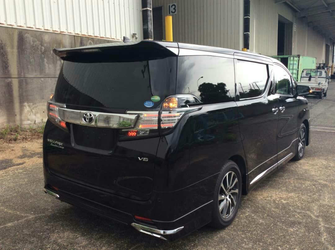Toyota VELLFIRE 3.5 Executive Lounge Hi spec FULLY LOADED