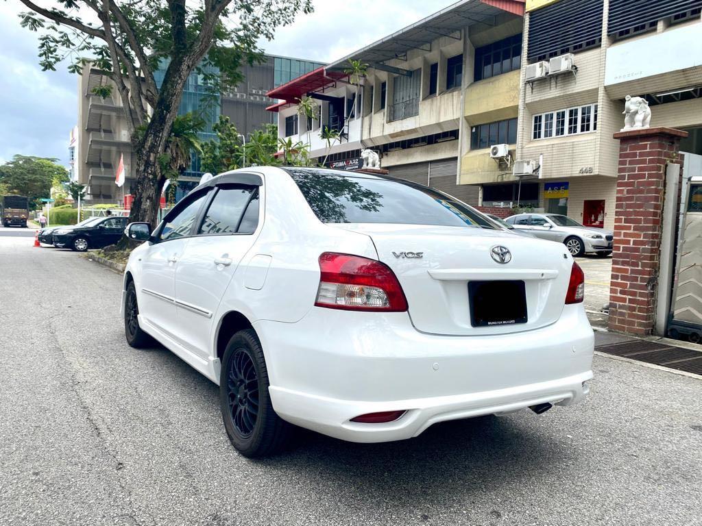 Toyota Vios 1.5 E Classic (A)