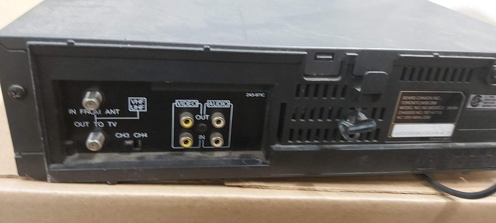various used DVD/VCR, Emersion,Sears, Toshiba, Sony, working - $40 (Etobicoke)