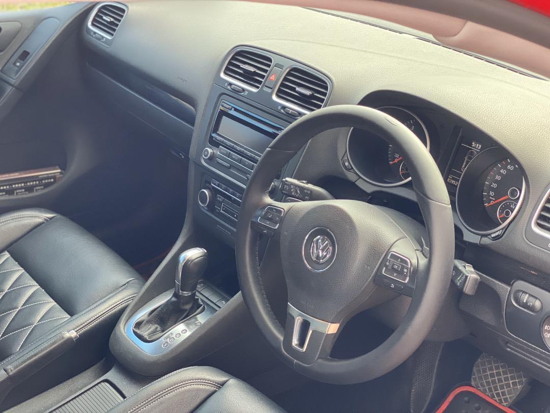 Volkswagen Golf mk6 1.4tsi