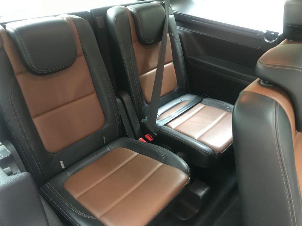 Volkswagen Sharan 2.0 TSI DSG (A)