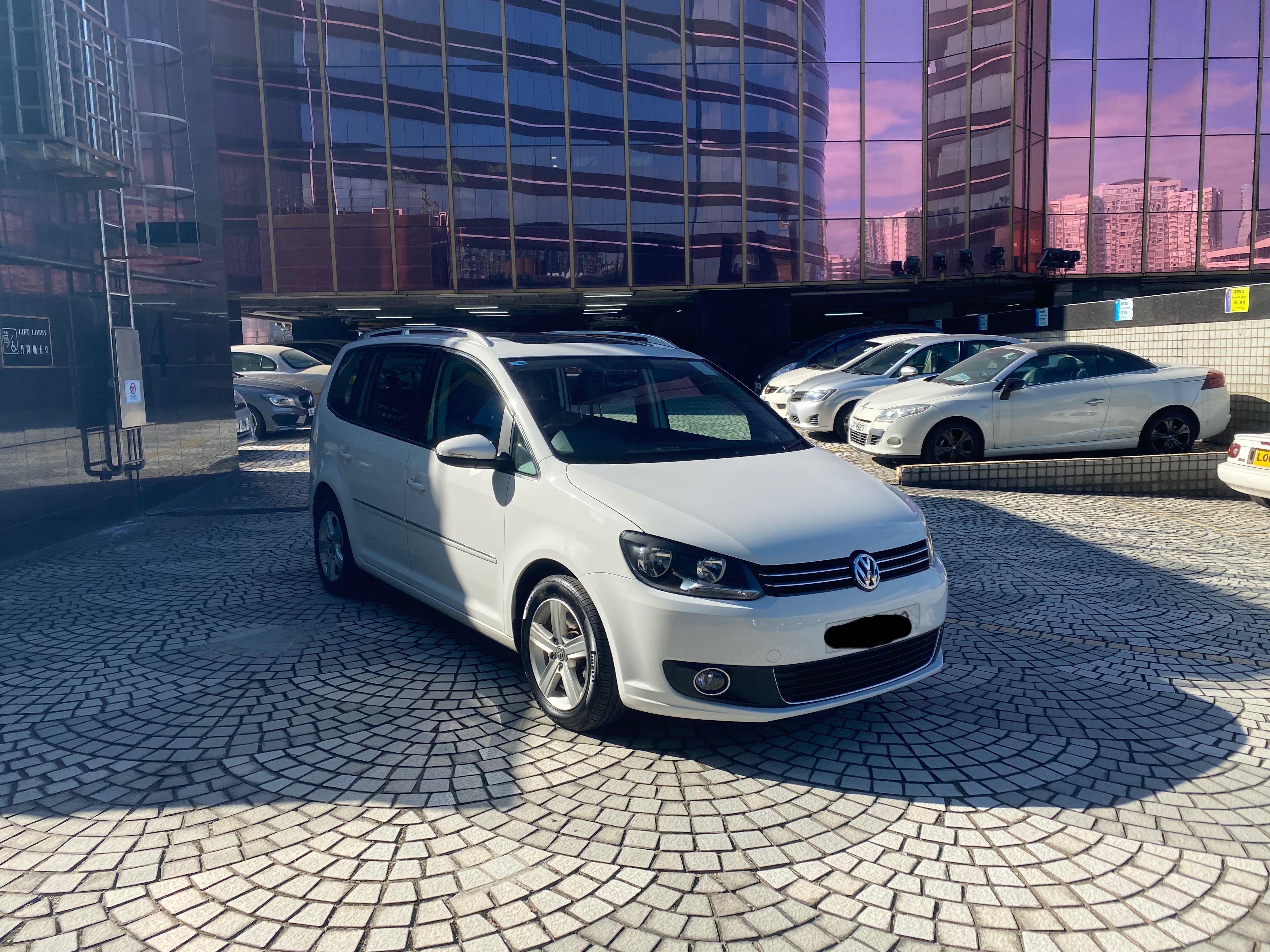 Volkswagen Touran GT  Auto