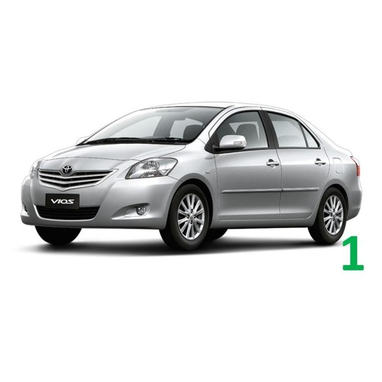 Wow Cheap Rental for Toyota Vios/ Altis  (Weekend)