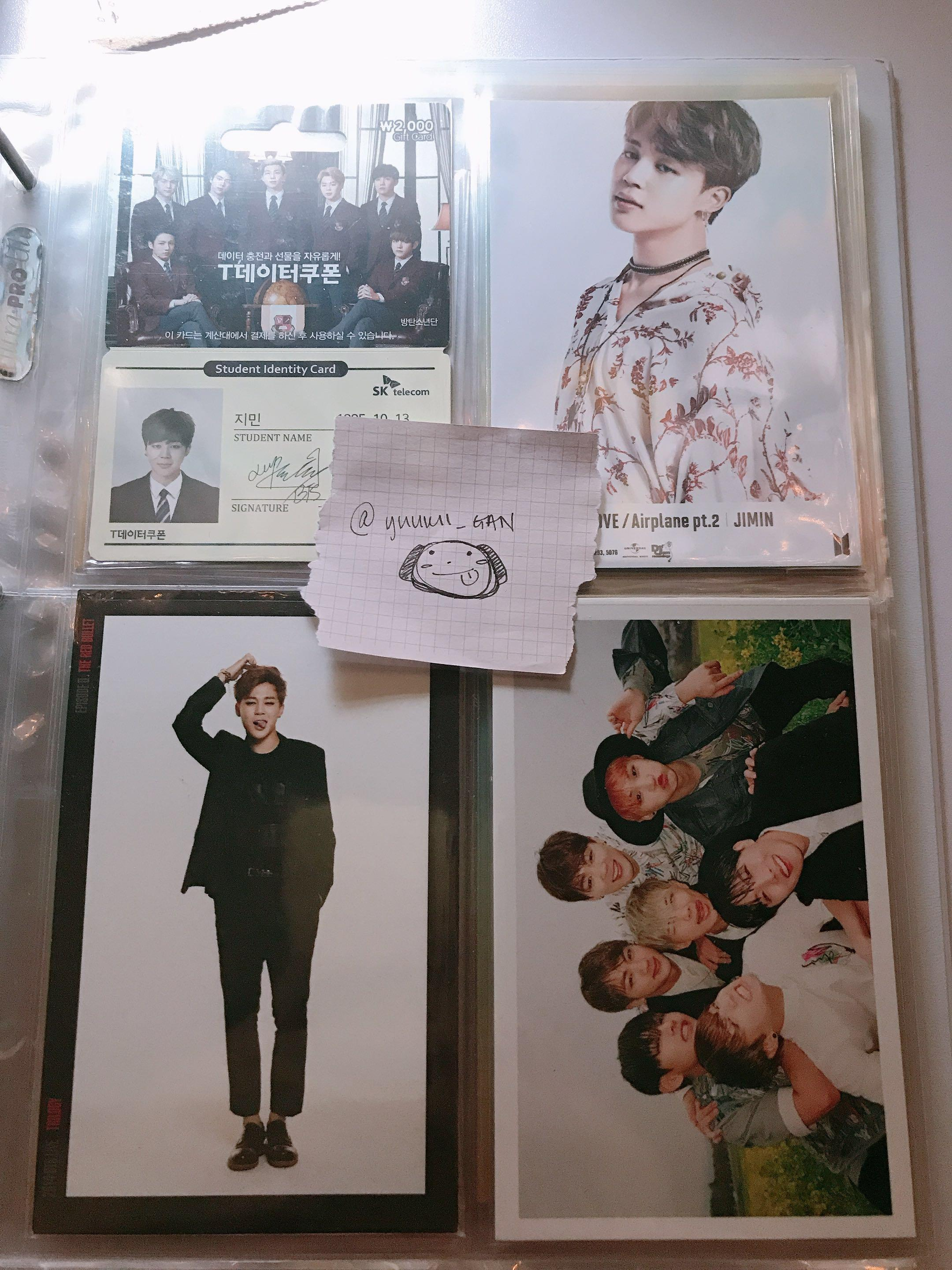 [WTS] BTS OFFICIAL ALBUMS & PHOTOCARDS CLEARANCE