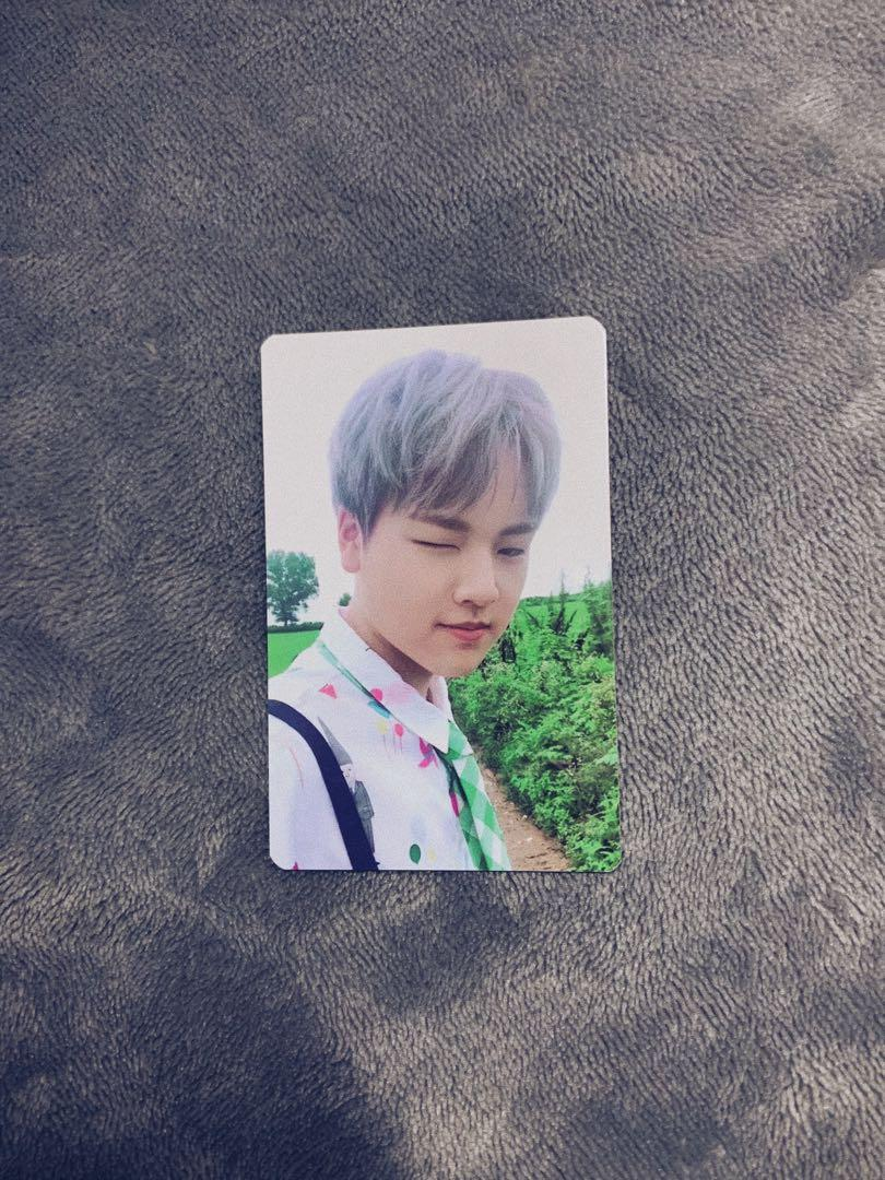 [WTS/WTT] X1's Dohyun AR PC 비상 ver. and Dongpyo's QL bookmark