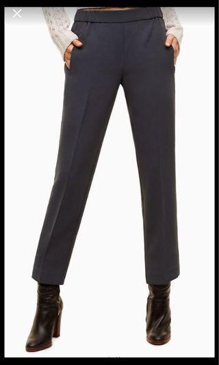 Aritzia Wilfred Darontal Pants in Kinetic