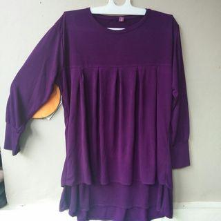 #awal2020 Purple Dress