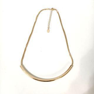 (買5送1)歐美品牌微笑蛇骨項鏈