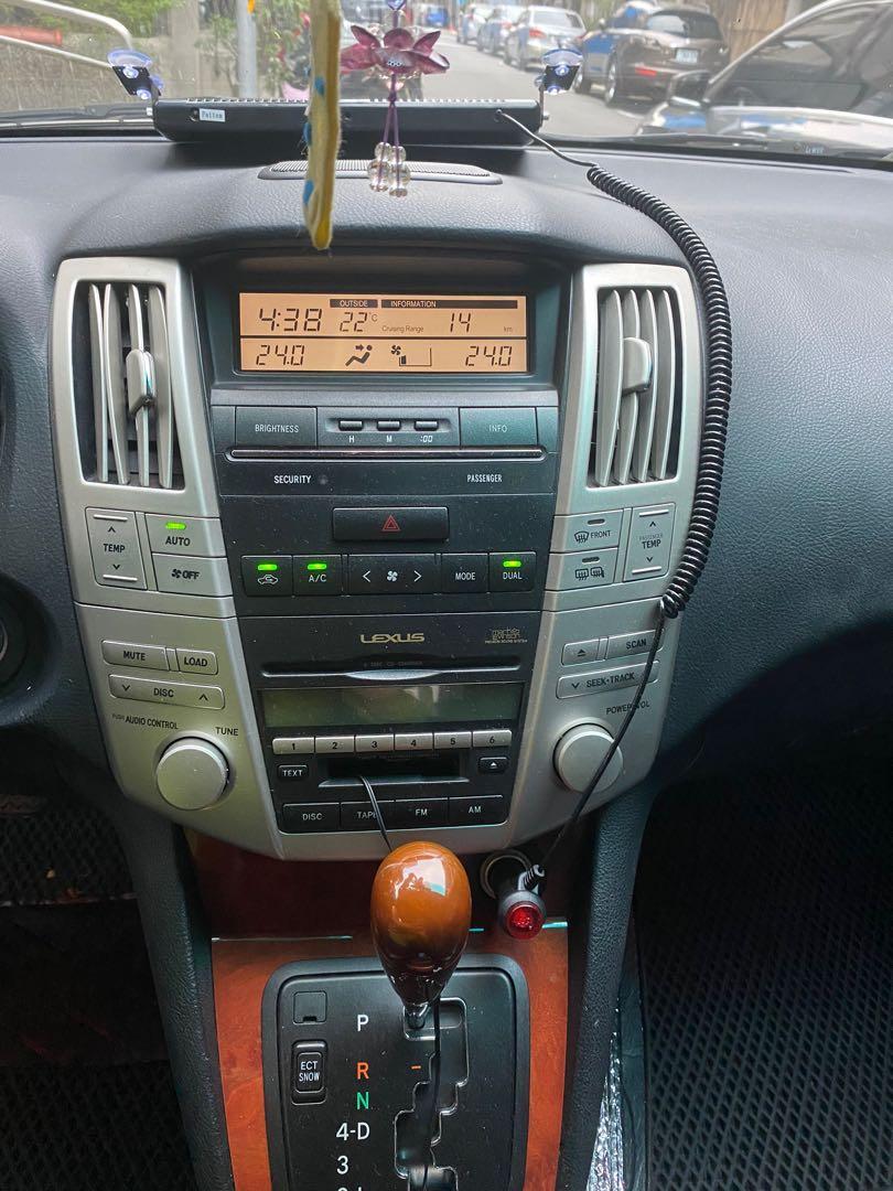 2003年LEXUS RX330