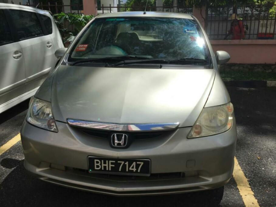 2004 Honda City 1.5L (A) Good Condition 11K OTR http://wasap.my/601110315793/City2004